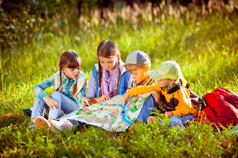 Поход с детьми: 10 полезных советов