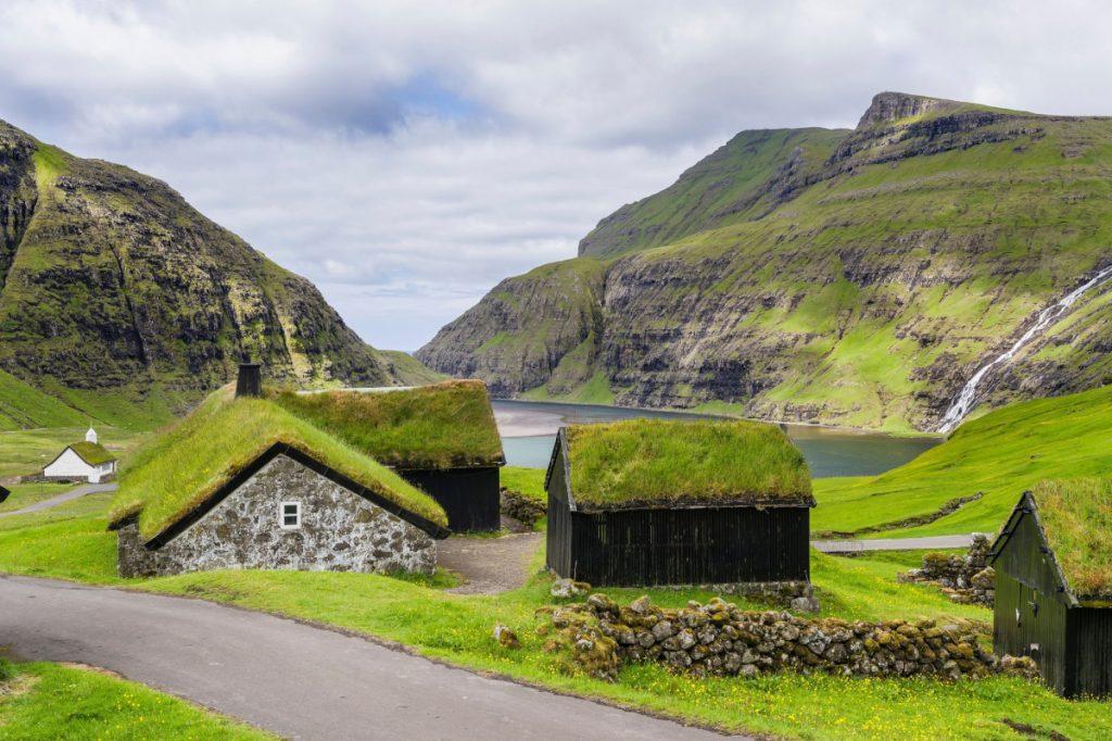 Удивительное путешествие по фарерским островам
