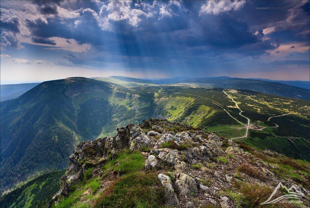 13 самых красивых места для путешествия по Польше — горные пейзажи Силезских Бескидов