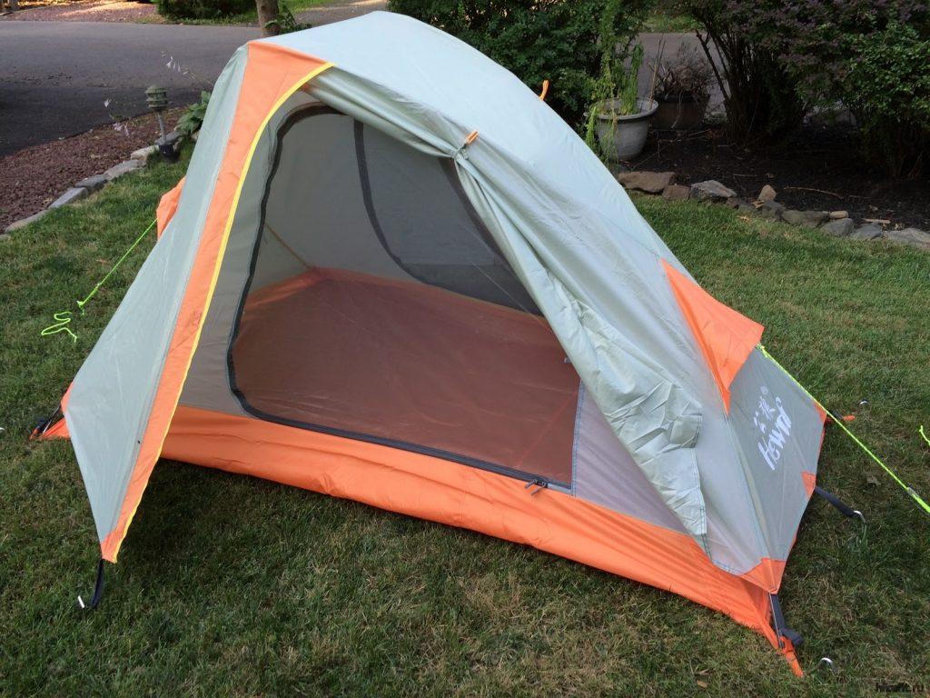 Палатка для треккинга: общие характеристики