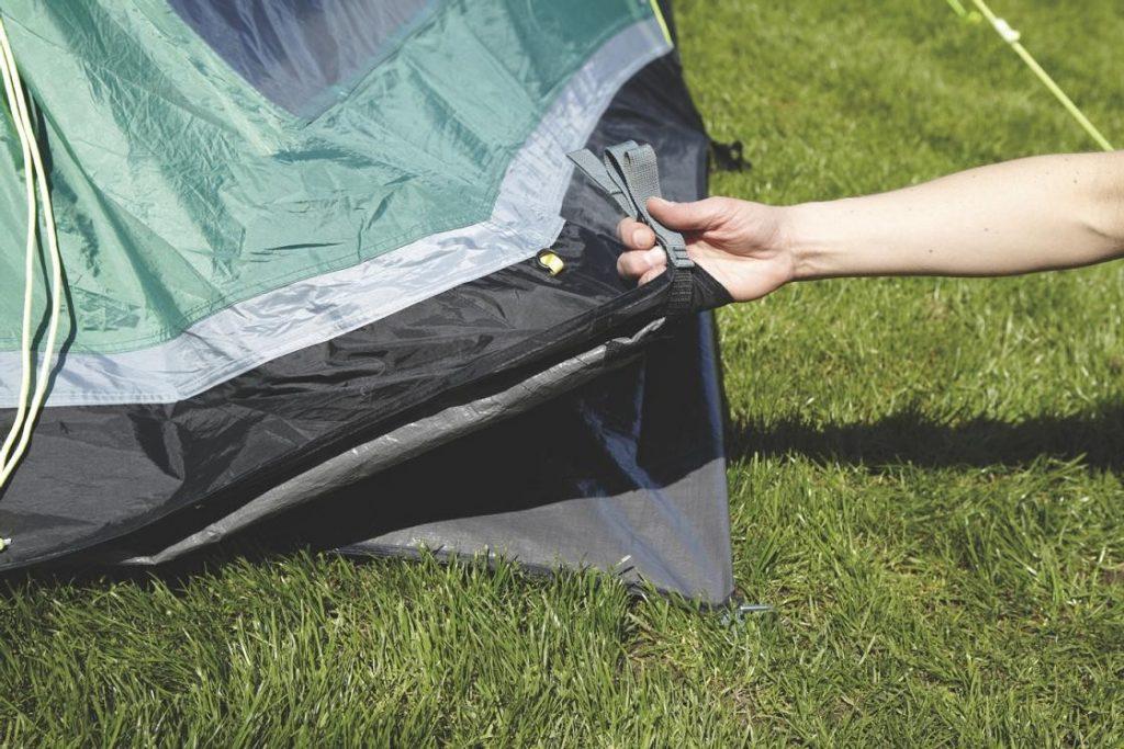 Как ухаживать за палаткой?