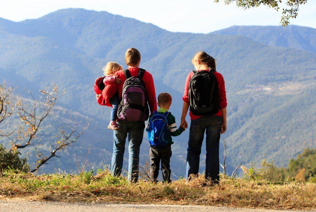 Как организовать поход с семьей? 7 лучших советов