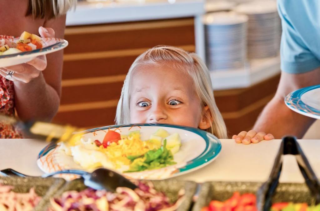 Питание ребенка во время отпуска. Как сохранить здоровье?